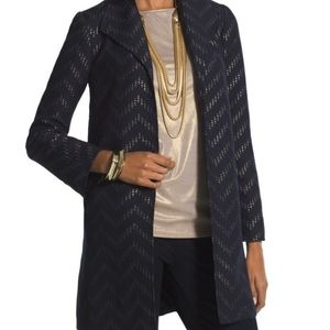 NWOT CHICO'S 3 Chevron Lined Jacket (XL 16)